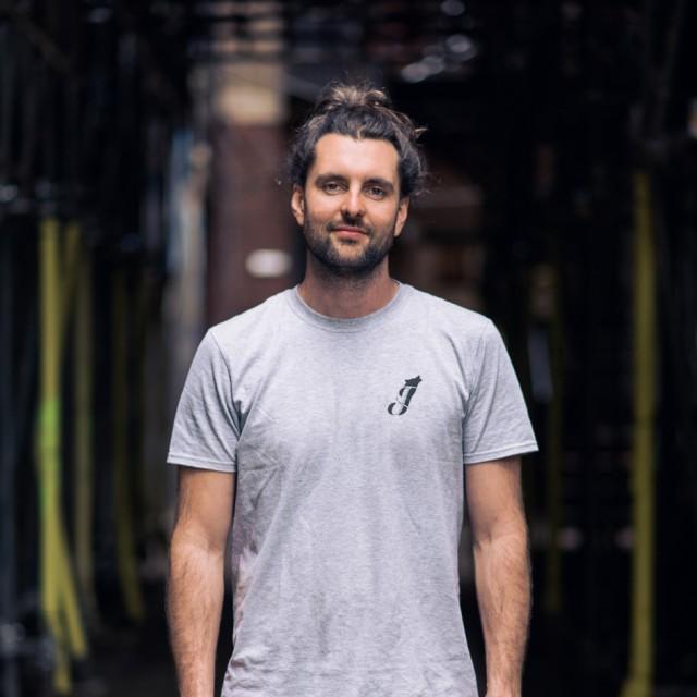 robin johnson of johnson bespoke furniture maker and designer
